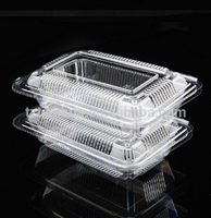 Zhejiang manufactory Nice looking bops plastic food tray