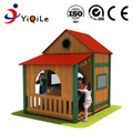 2018 New products Kids Playhouse wood outdoor equipment playground
