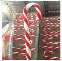 Custom Mint flavor candy cane giant halal candy