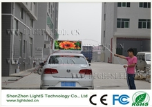 LightS Ali Export Company With Acrylic Cover Advertising Led Taxi Roof Sign