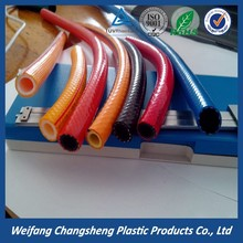 PVC type flexible high pressure steam hose