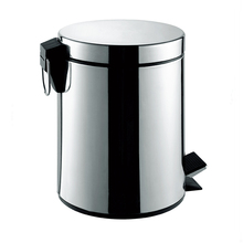 Kaiping Factory Stainless Steel Garbage Can Cute Trash Can 7003