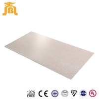 Non Flammable stucco finished cement board price