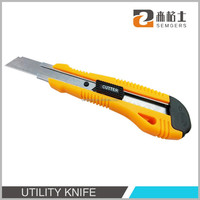Sliding blade cutter knife types, retractable blade cutter knife types