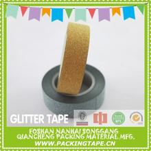Custom non adhesive vinyl tape for decoration SGS