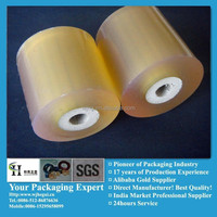 PVC Plastic Warp film packing material for cables