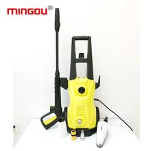 High quality portable pressure washer with rechargeable battery