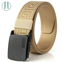 Men's Outdoor Sport Web Belt Nylon Webbing Belt