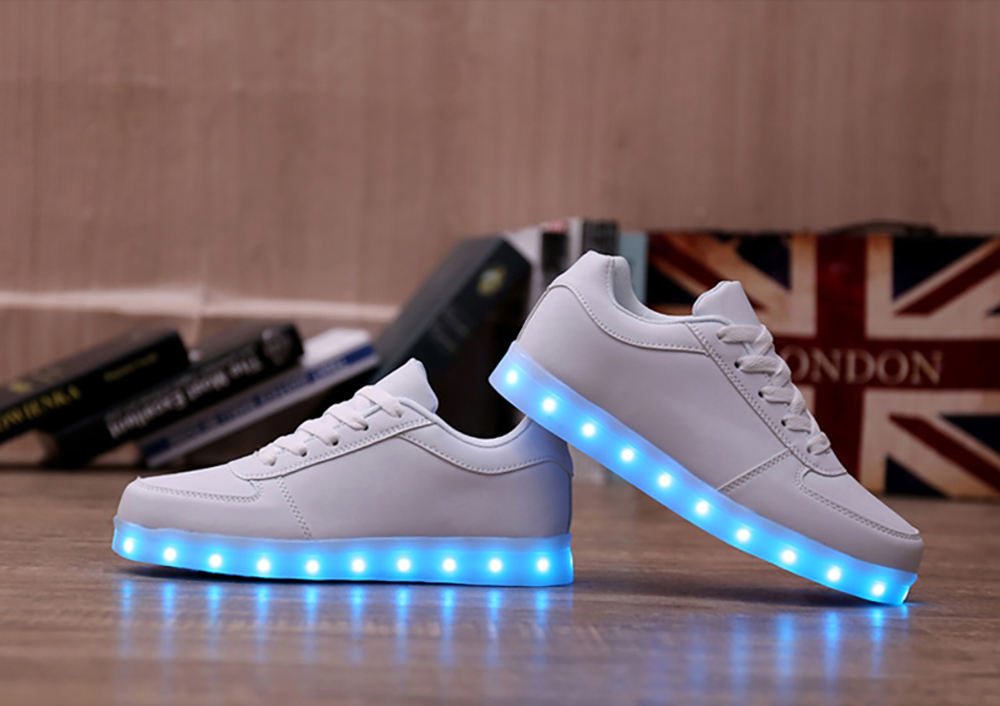 new product distributor wanted blinking spring led shoes