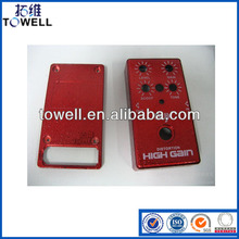 Mobile phone cover parts for vacuum casting