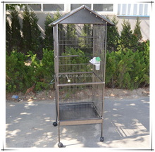 House Style Large wire mesh bird cage