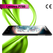 5 inch IPS Large Screen Smart Phone Quad Core Brand New Lenovo P780 bags language