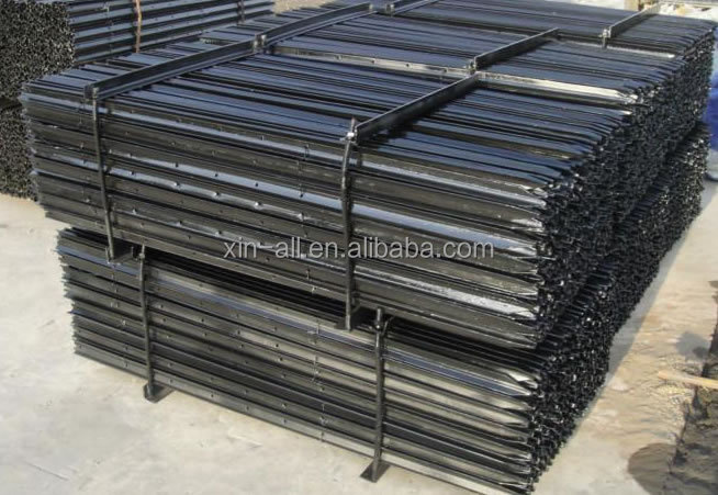 T post filed fence 1.2*50m /stock fence 2.0mm wire diameter