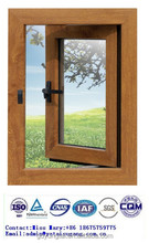 single pane upvc casement window with reinforcement frosted glass bathroom window
