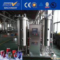 Energy saving Full Automatic Gas Beverage Drink Mixer