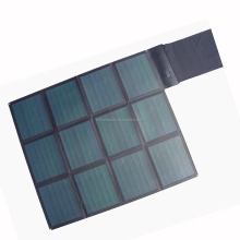 18V Foldable portable solar panel system with CIGS A grade solar cell