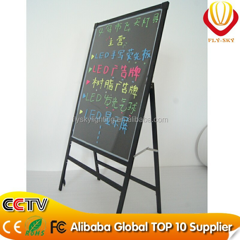 hot new products for led lights board 28 flash modes aluminum alloy canton fair