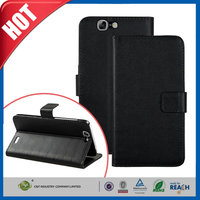 C&T New products wallet card flip PU stand cover for huawei g7 leather case