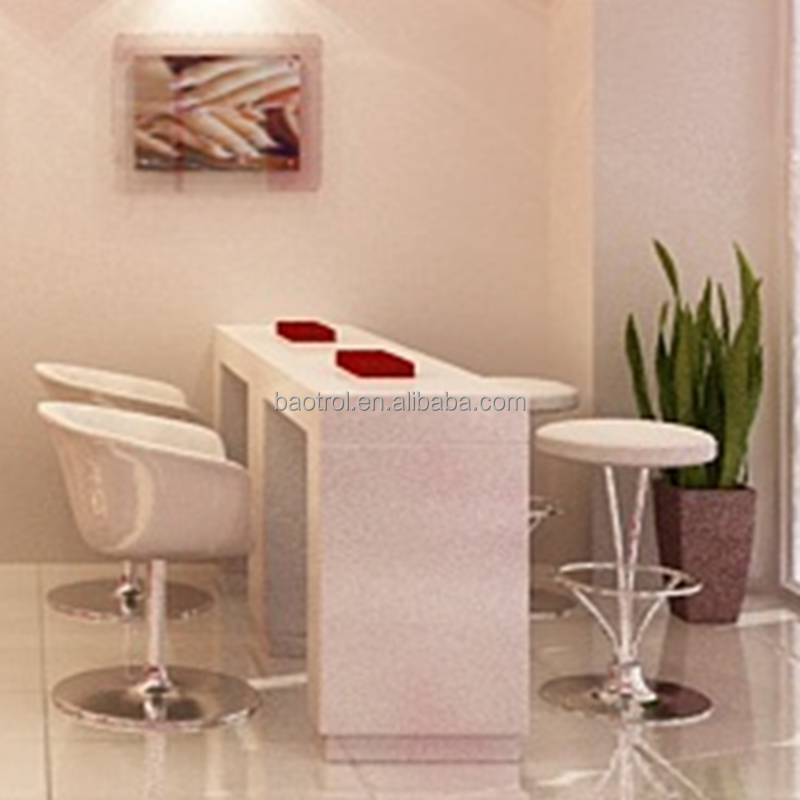 Nail salon equipment beauty salon furniture buy retail for Nail table and chairs