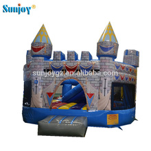 SUNJOY 2018 trending products PVC material 5x4x2.8m commercial princess inflatable jumping bouncy house inflatable bouncy castle