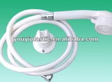 flexible water support pvc soft shower pipe