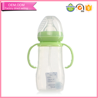 New design shape like avent feeding bottle silicone free sample whoselase