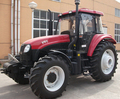 Hot sale YTO x804 80hp farmtrac tractor price