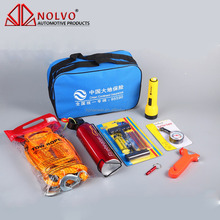 High Quality Emergency Car Kits Auto Safety Kit Bag Road Emergency Assistance Bag