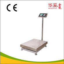 Commerical Bench Scale Type Digital Counting Floor Scale / Weight Machine