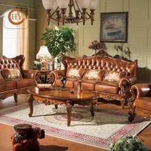 High Demand Antique American Style Sofa for Living Room <strong>Furniture</strong>