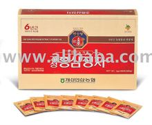 Korean Red Ginseng(Insam) Extract Tea