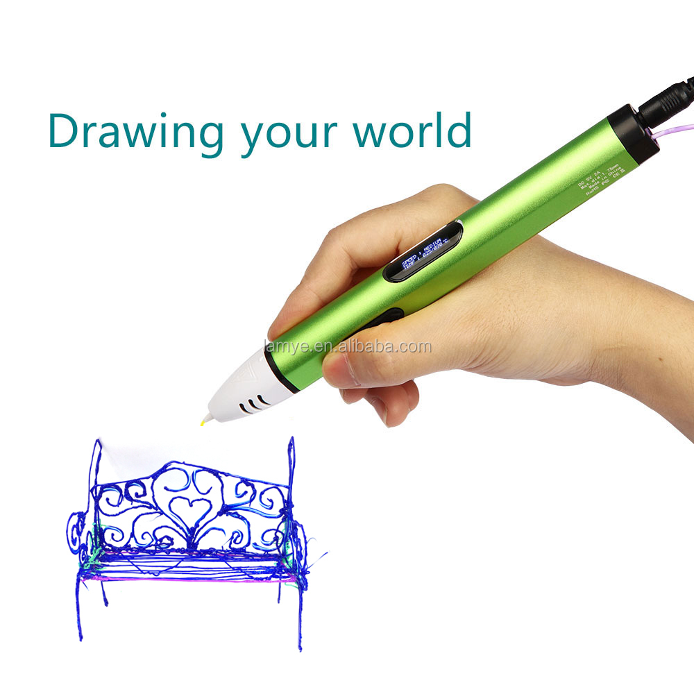 Magic 3d Pen Filament Refills , Printing Pen 3d For Children Child