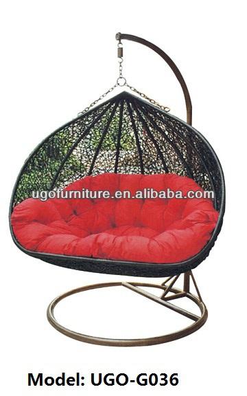 outdoor rattan schaukel korb h ngesessel g nstige patio swing schwingen im hof produkt id. Black Bedroom Furniture Sets. Home Design Ideas