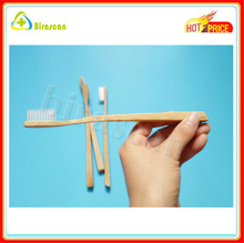 green bamboo wooden toothbrush for sale