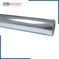 Metalized PET Woven Fabic Aluminum Foil