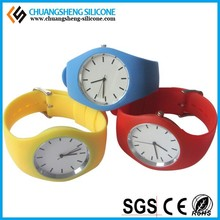 2015 automatic watch silicone, alibaba trend watch silicone