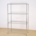 multifunction wire shelving industry wire rack single apex wire shelving industry wire rack