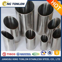 304l High precision stainless steel pipe/tube