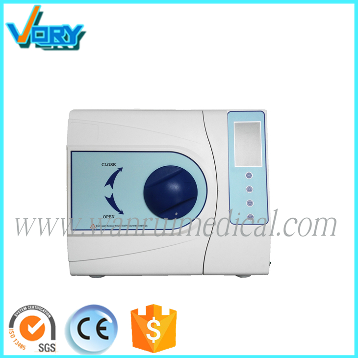 Wanrui steam sterilization equipment dental autoclave