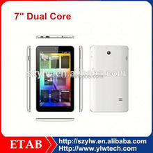 7 inch A23 Dual core 800*480 Screen smart pad 7inch tablet pc android mid