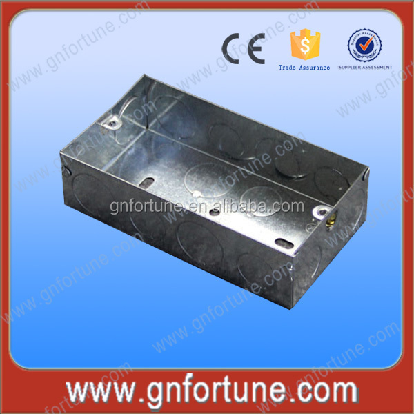 BS Standard Electrical Iron Boxes