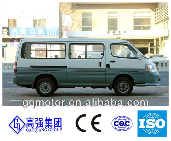 Chinese mini van