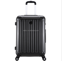 cool spinner suitcase and trolley luggage