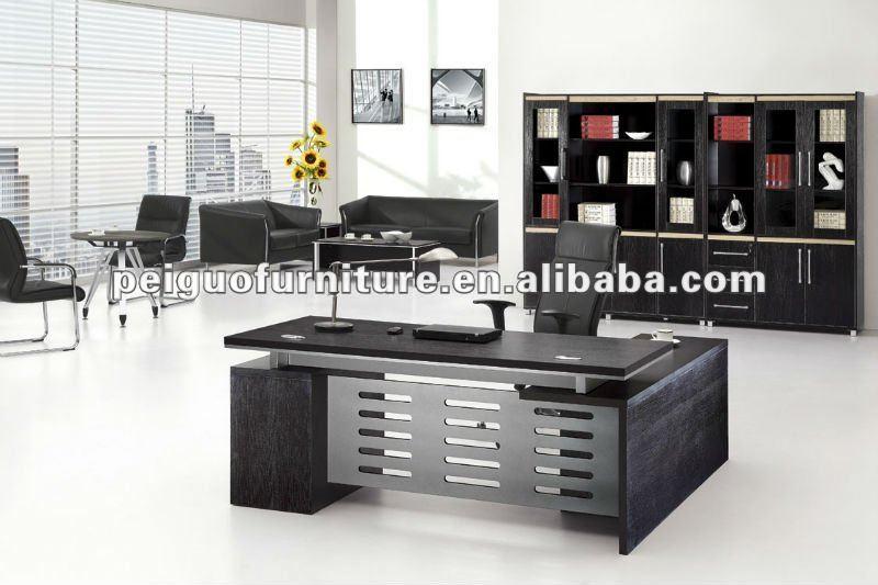 2012 pg 11b 18a nuevo y moderno mobiliario de oficina for Mobiliario oficina barato