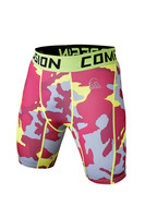 Newest Summer Army Compression Shorts Camouflage Tights Men Spandex Quick Dry Training Running Basketball Shorts Shorts