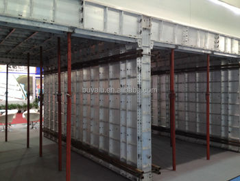 Aluminum Formwork which is popular use recently