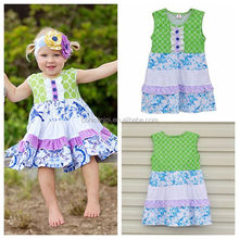 CONICE NINI brand wholesale european kid's dress baby girl party wear summer dress