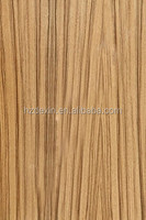 dyed Africa Teak wood veneer sheet