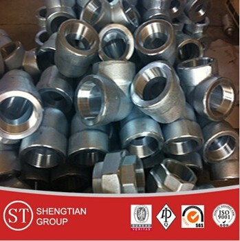 3000LB A105 SW/NPT forged high pressure pipe fittings
