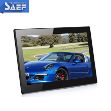 14 inch wall-mounted tablet android 1920*1080 FULL HD with capacitive touch network advertising frame with rj45 and POE port